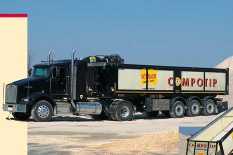 Il piccolo kenworth americano in italia tuttotrasporti - Portata massima camion italia ...