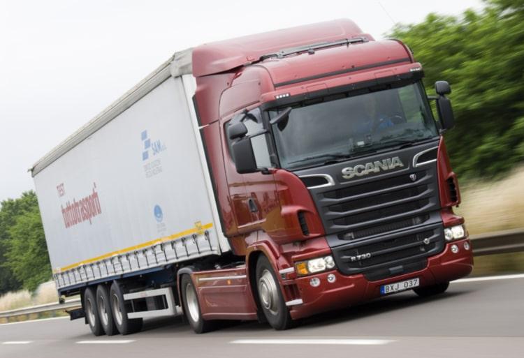 Scania r730 abbiamo provato il camion piu 39 potente del for 730 precompilato accedi